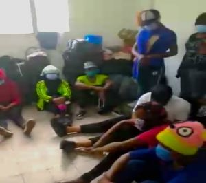 Nigerian ladies stranded in Lebanon cries out for help (Video)