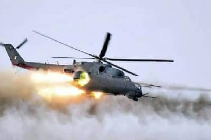 , Two dead as Dutch helicopter crashed into sea., Effiezy - Top Nigerian News & Entertainment Website