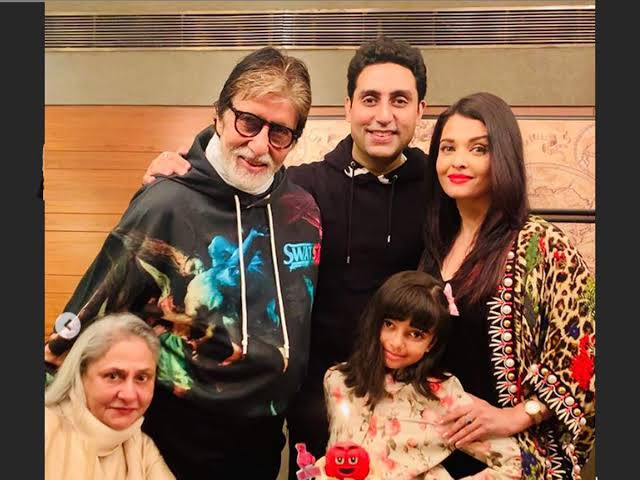 , Coronavirus hits Bachchan family, Aishwarya Rai gets infected, Effiezy - Top Nigerian News & Entertainment Website