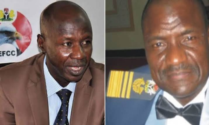 , EFCC picks Director of Operations, Mohammed Umar to replace Magu, Effiezy - Top Nigerian News & Entertainment Website