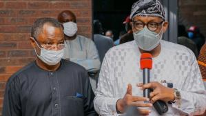 Oyedele give reasons why he stepped down for Akeredolu in the Ondo APC Primary.