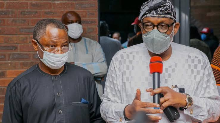 , Oyedele give reasons why he stepped down for Akeredolu in the Ondo APC Primary., Effiezy - Top Nigerian News & Entertainment Website