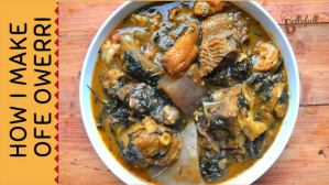 Ofe Owerri: The Igbo Soup That's Not Meant For The Poor – How To Prepare it.