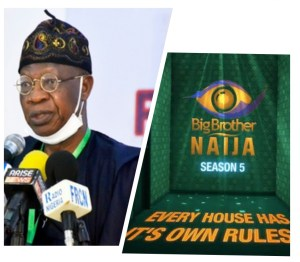 , Lai Mohammed asks NBC to stop Big Brother Naija over Coronavirus Spread., Effiezy - Top Nigerian News & Entertainment Website