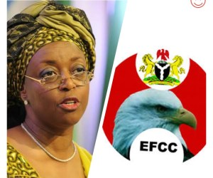 Nigeria Court Summons Alison-Madueke Diezani from U.K for money laundering charges.