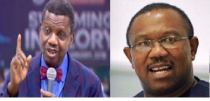 Fake News, I didn't endorse Peter Obi for President – Pastor Adeboye
