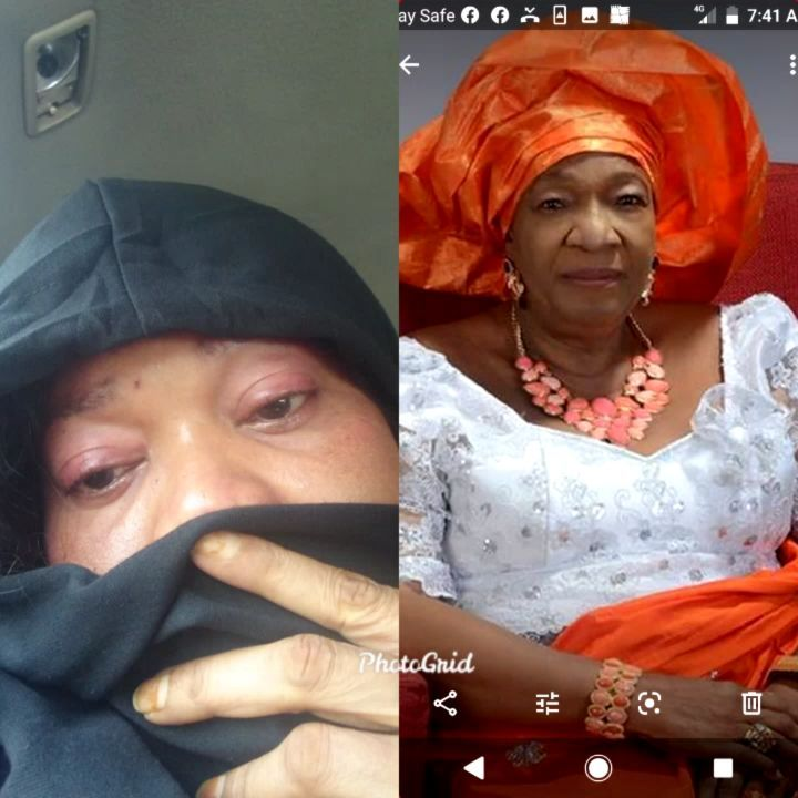 , Nollywood Actress Chinyere Wilfred loses mom, Effiezy - Top Nigerian News & Entertainment Website