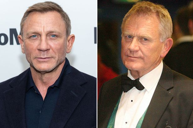 , James Bond Actor, loses father to cancer, Effiezy - Top Nigerian News & Entertainment Website