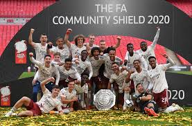 Community Shield: Arsenal defeat Liverpool to wins second trophy