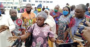 Parents protest N25,000 COVID-19 test fee in Ogun State