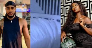 BBNaija 2020: Nigerians reacts to Praise and Ka3na caught having sex in the house