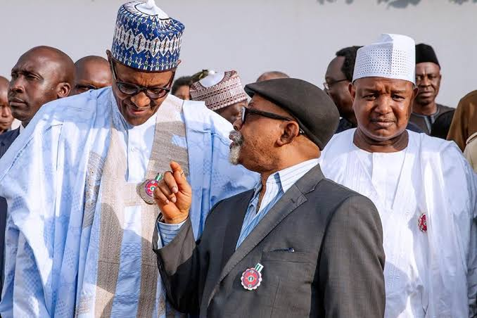 , Buhari celebrates Ngige at 68yrs, Effiezy - Top Nigerian News & Entertainment Website