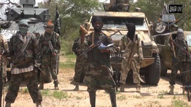 ISWAP terrorists storms Kukawa town, hold hundreds hostage