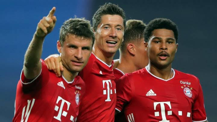 Bayern beat Lyon 3-0 to reach Champions League final