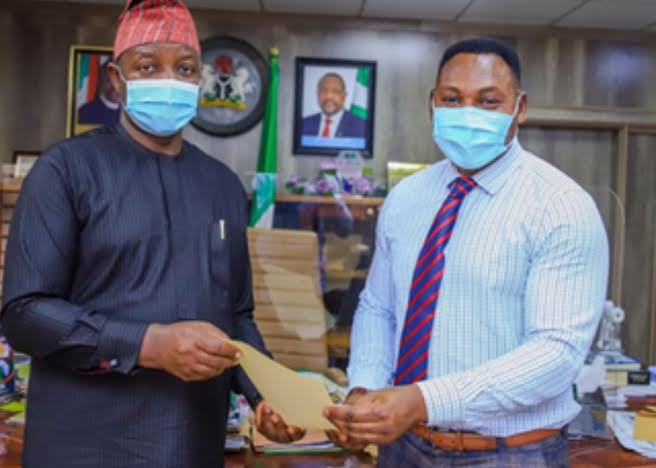 Ex-Super Eagles striker Amokachi gets new role as Special Assistant on Sports to President