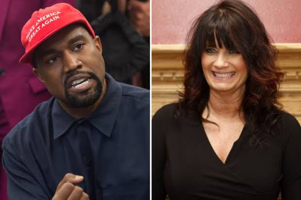 Kanye West officially lists Michelle as vice president on presidential ballot