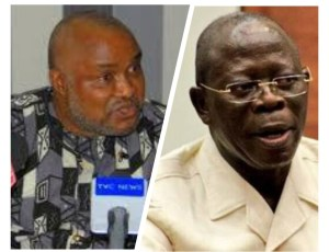 HURIWA calls for Oshimhole's arrest, reacts to Edo Assembly invasion