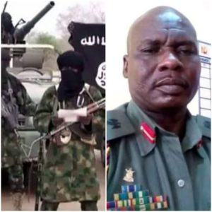Boko Haram Kills Nigerian Army Commander