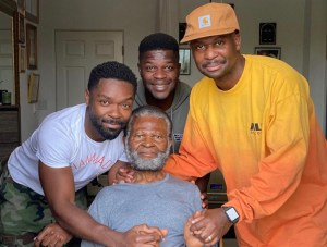 Hollywood actor, David Oyelowo's dad succumbs to colon cancer