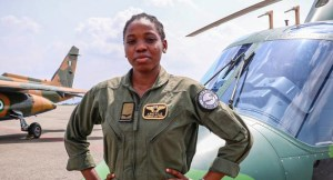 Air Force immortalises flying officer Arotile