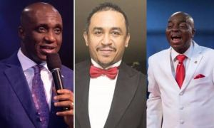 You're a bastard for insulting Oyedepo – Pastor Ibiyeomie blasts Daddy Freeze