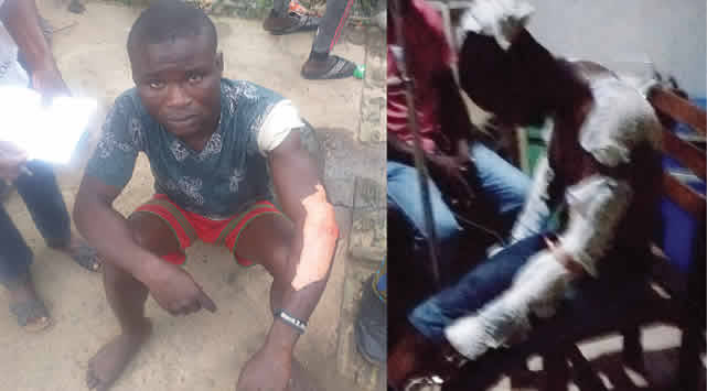 We saw death but escaped miraculously – Victims of Lagos explosion