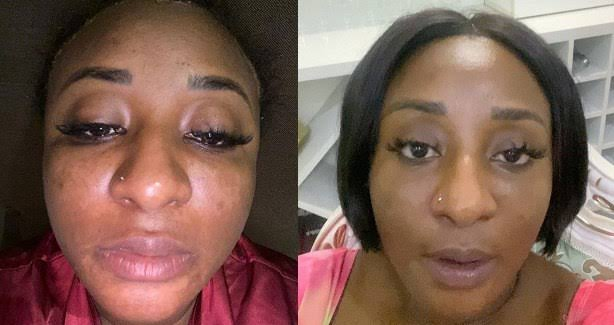 I've been depressed for a couple of days – Ini Edo