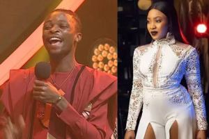 BBNaija 2020: Erica finally reacts to Laycon's N85m grand prize win