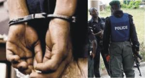 Two pastors arrested for raping corps member in Rivers
