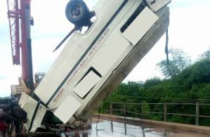 Updated: 14 corpses retrieved from Ebonyi river (graphic photo)