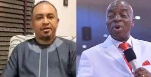 , Daddy Freeze apologizes to Bishop Oyedepo, Effiezy - Top Nigerian News & Entertainment Website