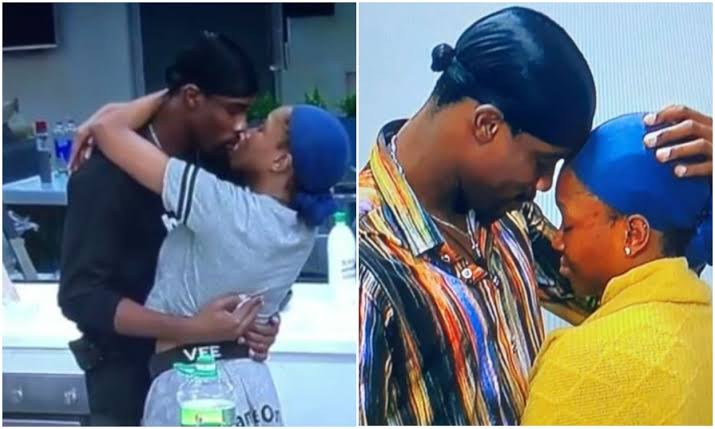 BBNaija 2020: What a way to celebrate, two love birds secured their way to the final five in the house