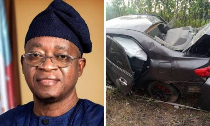 Oyetola reacts to death of Osun resident being chased by JTF