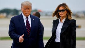 President Trump, First Lady Test Positive For COVID-19