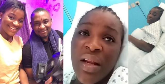 """, My husband never abused me, """"I have bipolar disorder"""" – Actress Chacha Eke clears air on 'domestic violence' as marriage with Austin Faani crashes, Effiezy - Top Nigerian News & Entertainment Website"""