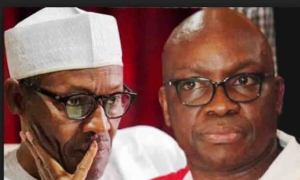 Fayose questions Buhari silence on the ongoing crisis in Nigeria