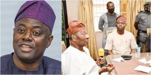 Soun of Ogbomosho rejects Makinde's N90m to rebuild vandalised palace