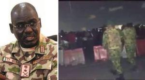Videos of Lekki tollgate shooting is photoshopped, fake – Nigerian Army