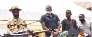 We killed 50 kidnap victims because we couldn't get ransoms –Suspect