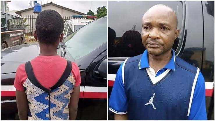 , Daddy usually showed me 'blue film' before sleeping with me, says 13-yr-old girl, Effiezy - Top Nigerian News & Entertainment Website