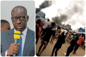 , Edo imposes 24 hour curfew over #ENDSARS protests, Effiezy - Top Nigerian News & Entertainment Website