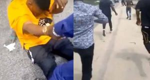SARS allegedly kills man in Delta, flees with victim's car (video)
