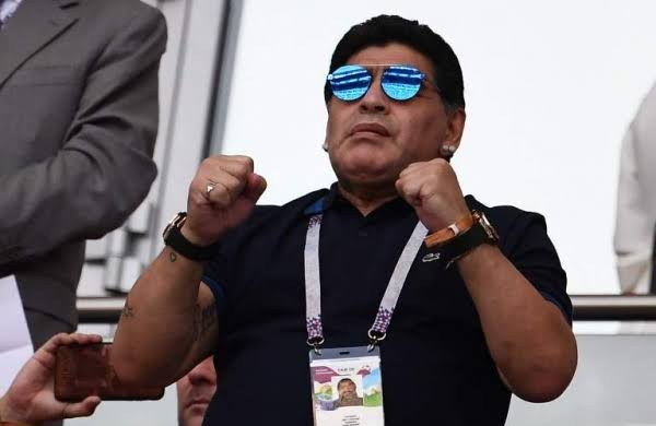 Maradona tested for COVID-19 after breaching protocols