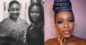 Nollywood actress Ada Ameh loses only child