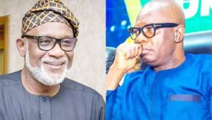 My deputy Agboola Ajayi plans to rig election – Akeredolu
