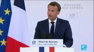 Macron imposes fresh lockdown as COVID-19 spreads in France