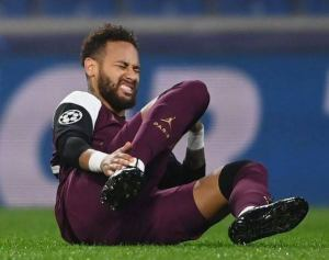 Neymar out of action for PSG till mid-November