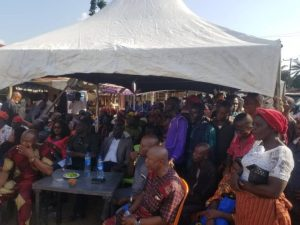 500 APGA, PDP members decamp to APC in Arochukwu, Abia state (Photos)