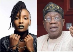 """How can a minister of information be so misinformed"" – Dj Switch lambast Lai Mohammed"
