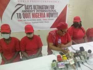 Group Accuses Amnesty International of Amplifying Fake News, Gives Ultimatum to Leave Nigeria